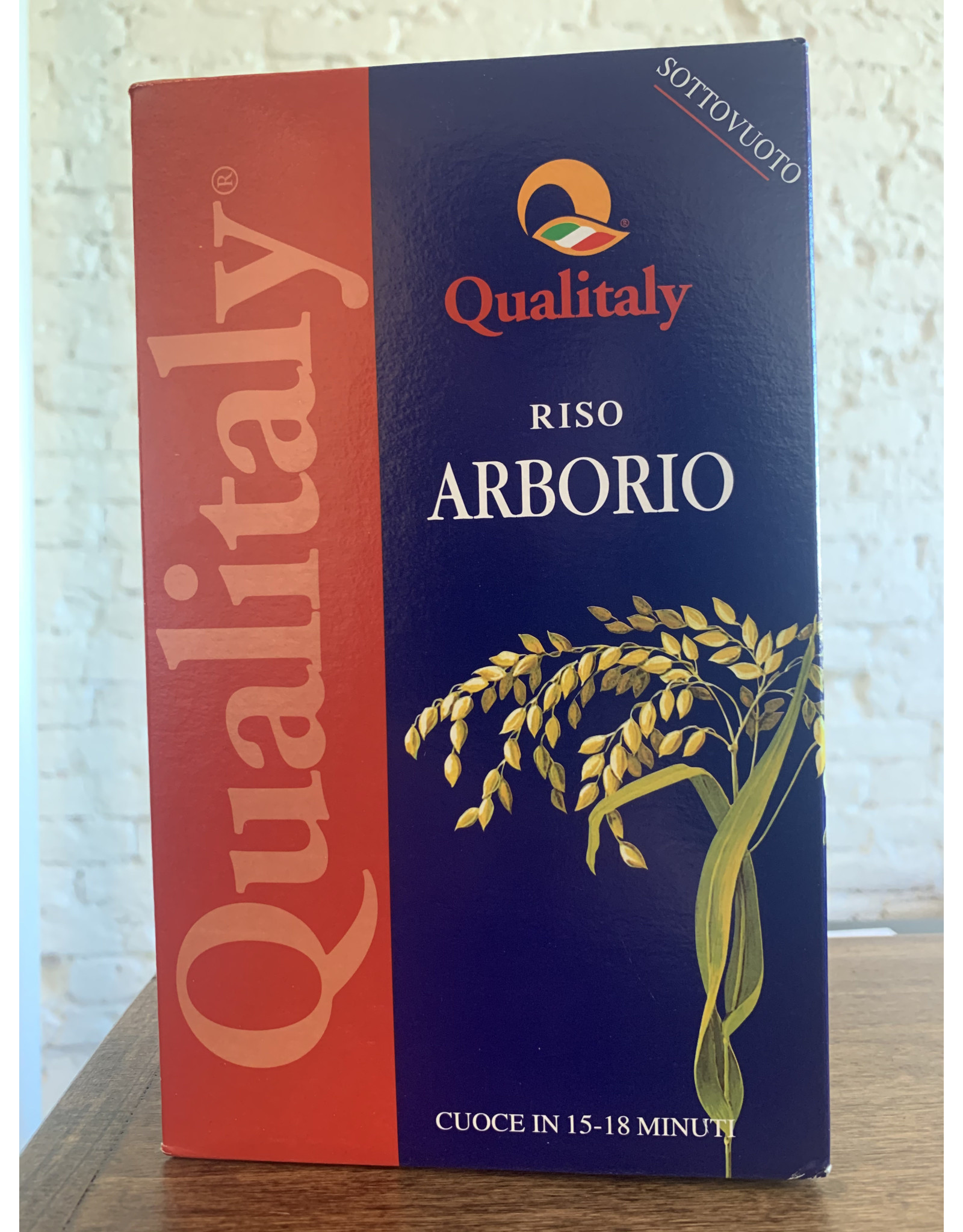 Qualitaly Qualitaly Arborio Rice
