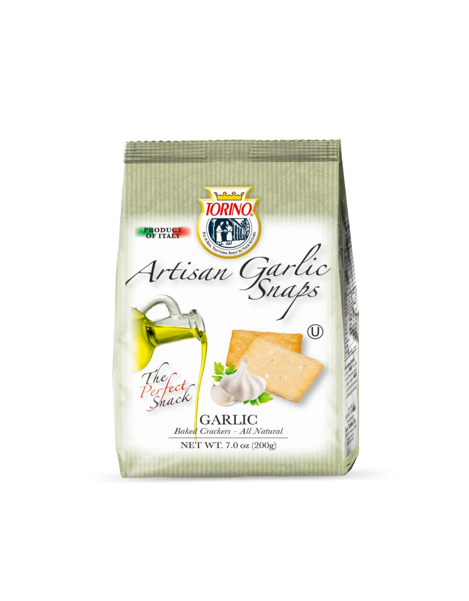 Torino Torino Artisan Garlic Snaps