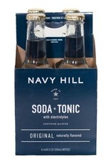 Navy Hill Navy Hill Soda & Tonic 4 Pack