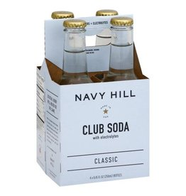 Navy Hill Navy Hill Club Soda