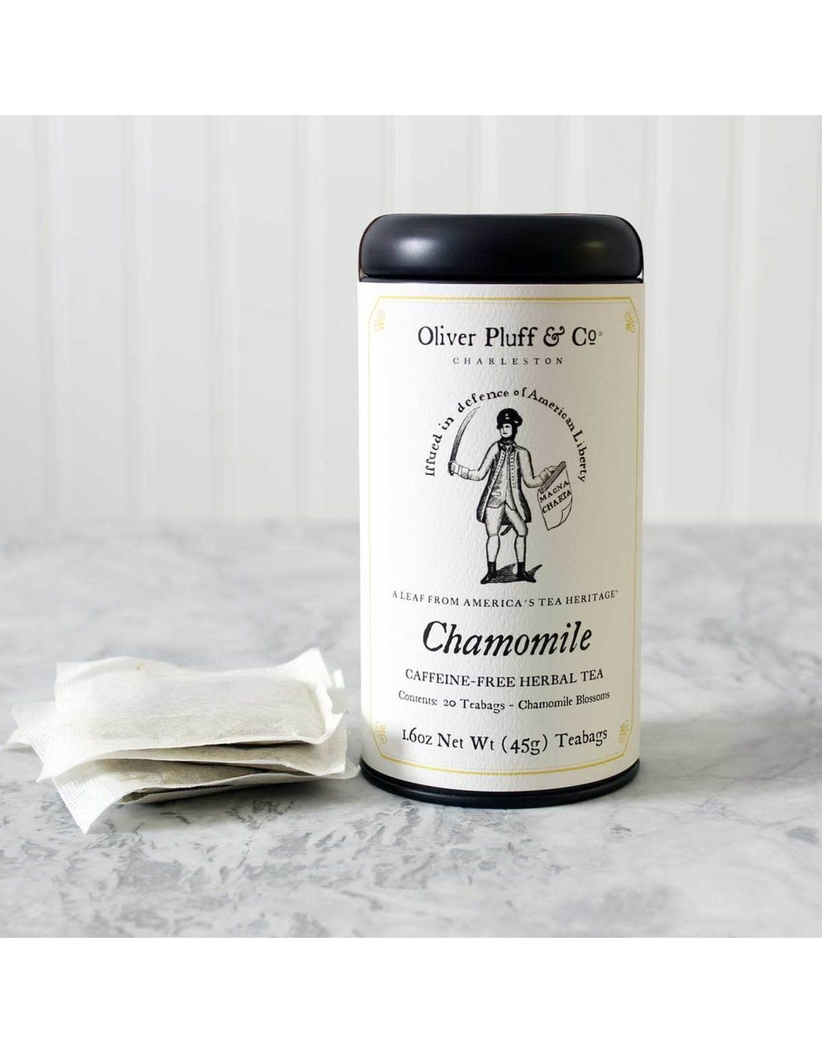 Oliver Pluff & Co Oliver Puff & Co Teas