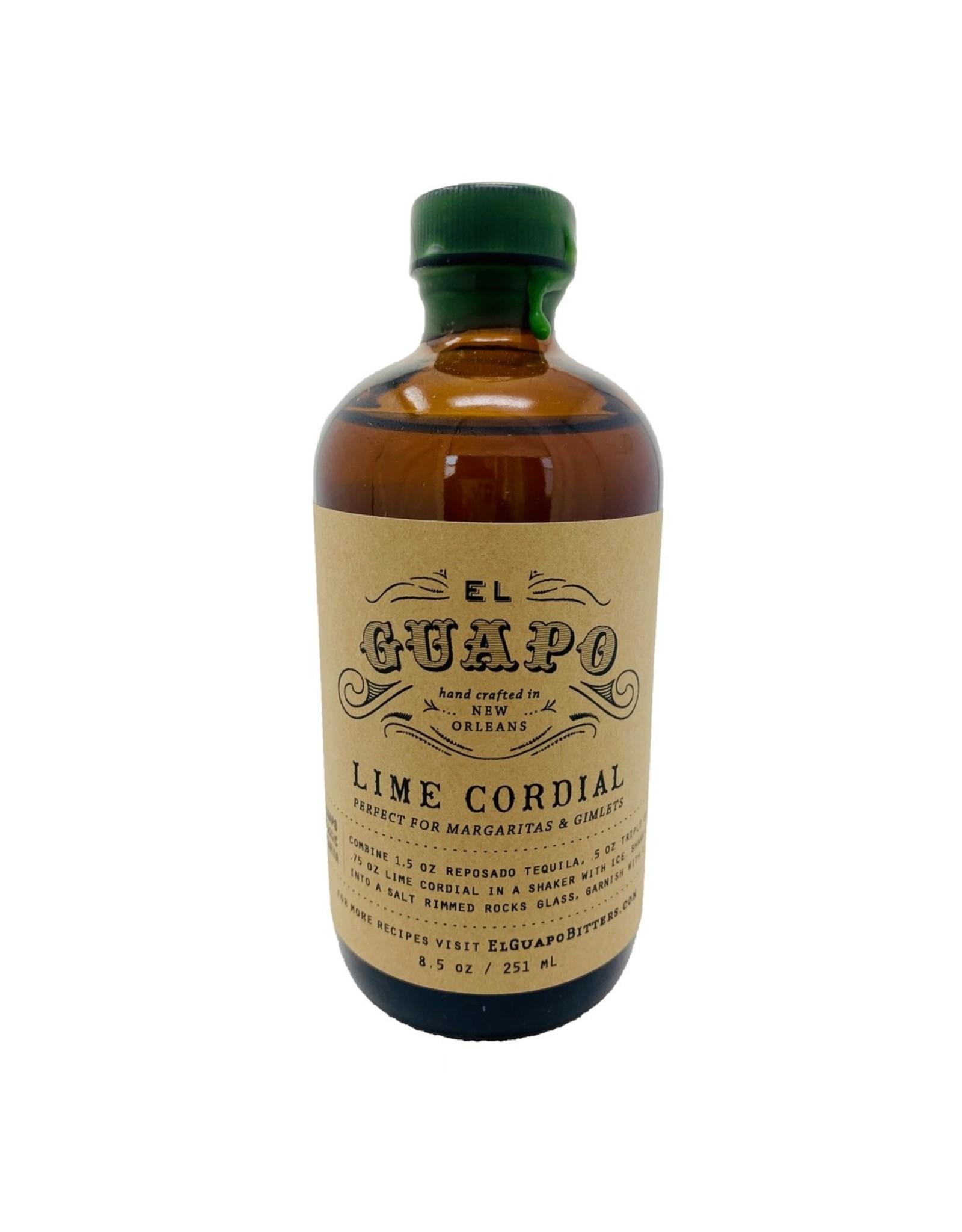 El Guapo's El Guapo's Lime Cordial