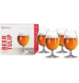 Spiegelau Spiegelau Tulip Beer Glass 4 Pack