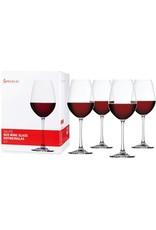 Spiegelau Spiegelau Red Wine Glass 4 Pack