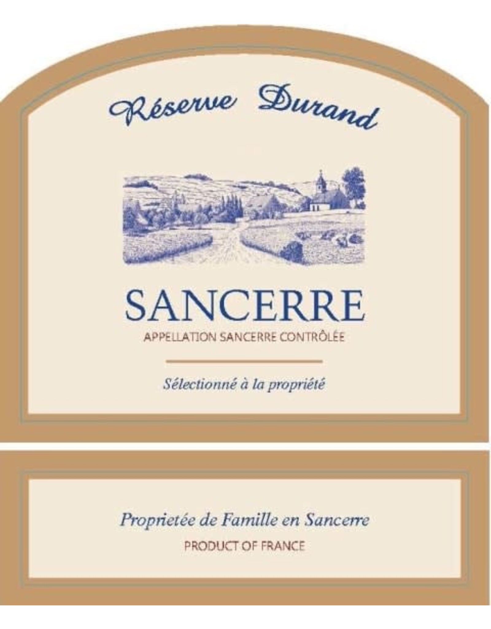 Reserve Durand Sancerre, Loire Valley 2019