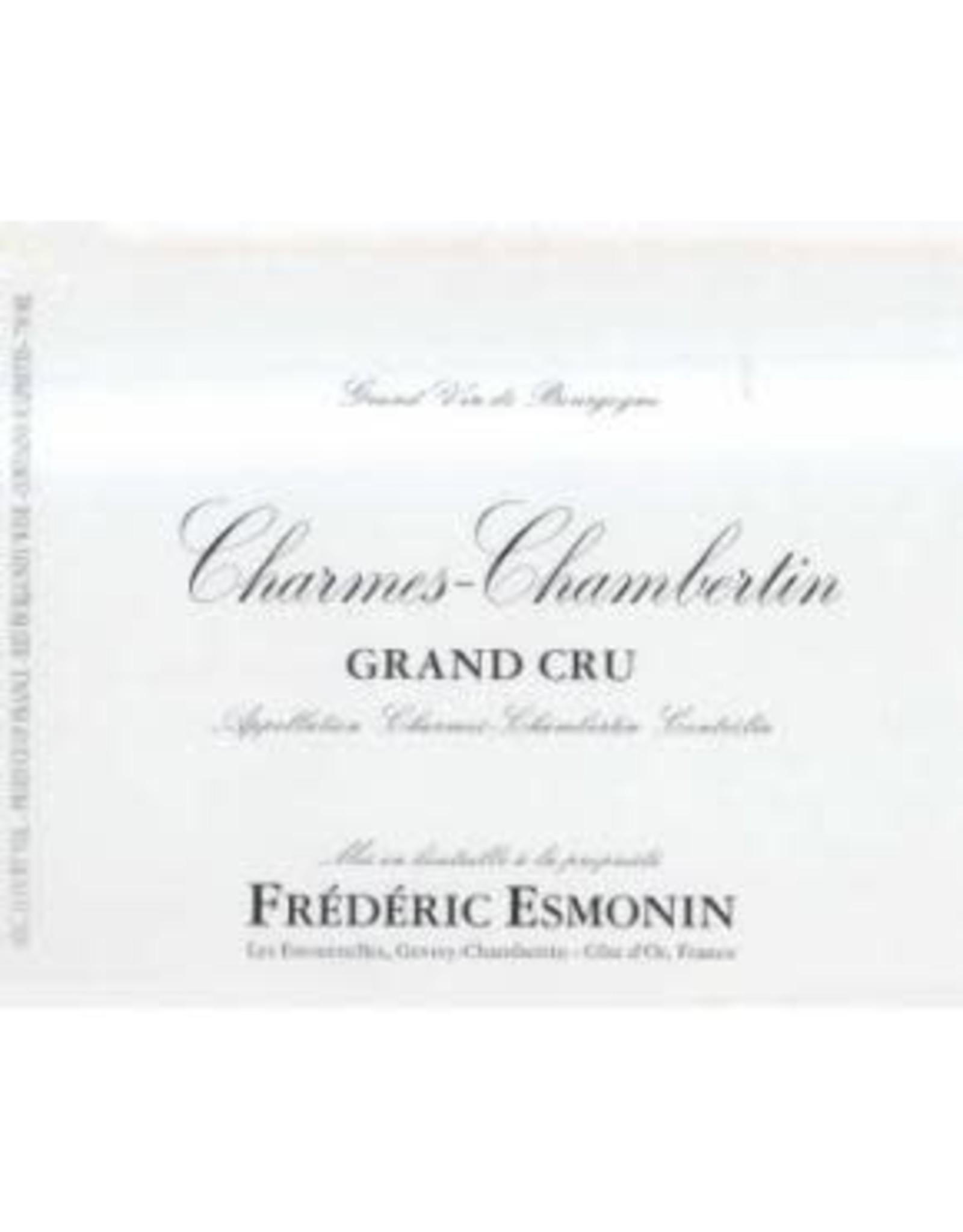 Frederic Esmonin Frederic Esmonin Charmes-Chambertin Grand Cru 2017