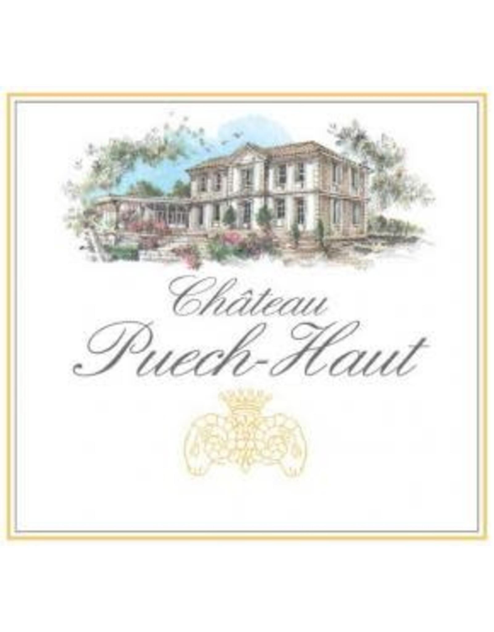 Chateau Punch-Haut Chateau Puech-Haut Prestige Rouge 2017