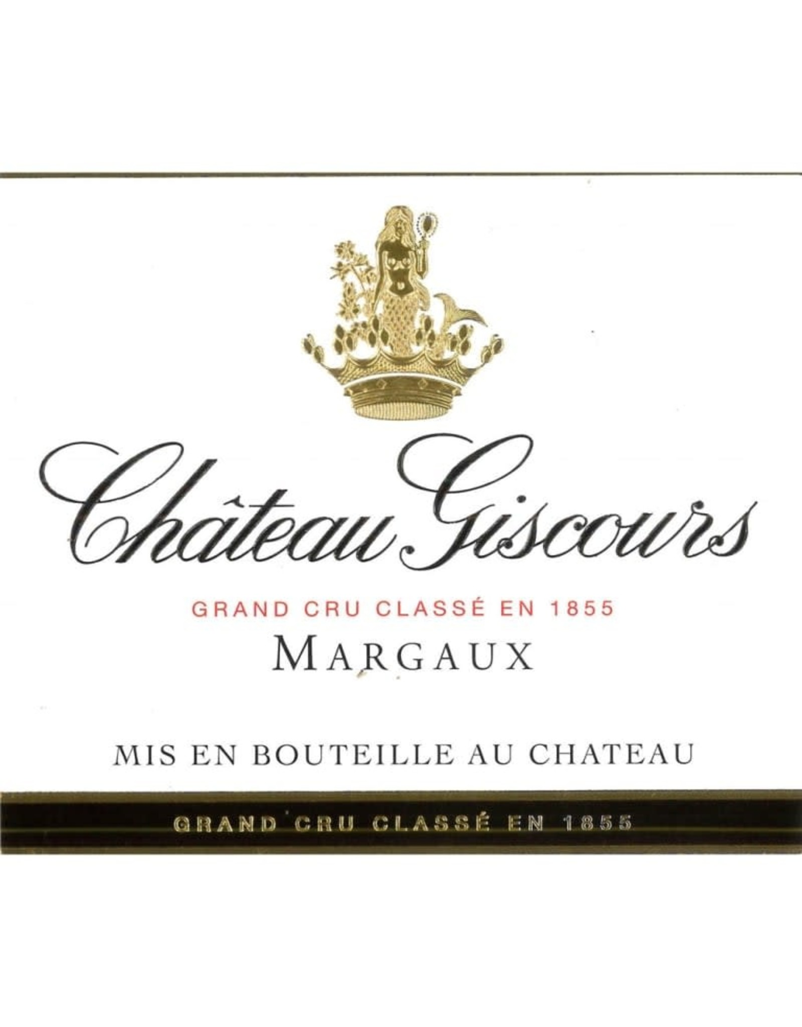 Chateau Giscours Chateau Giscours, Margaux 2016