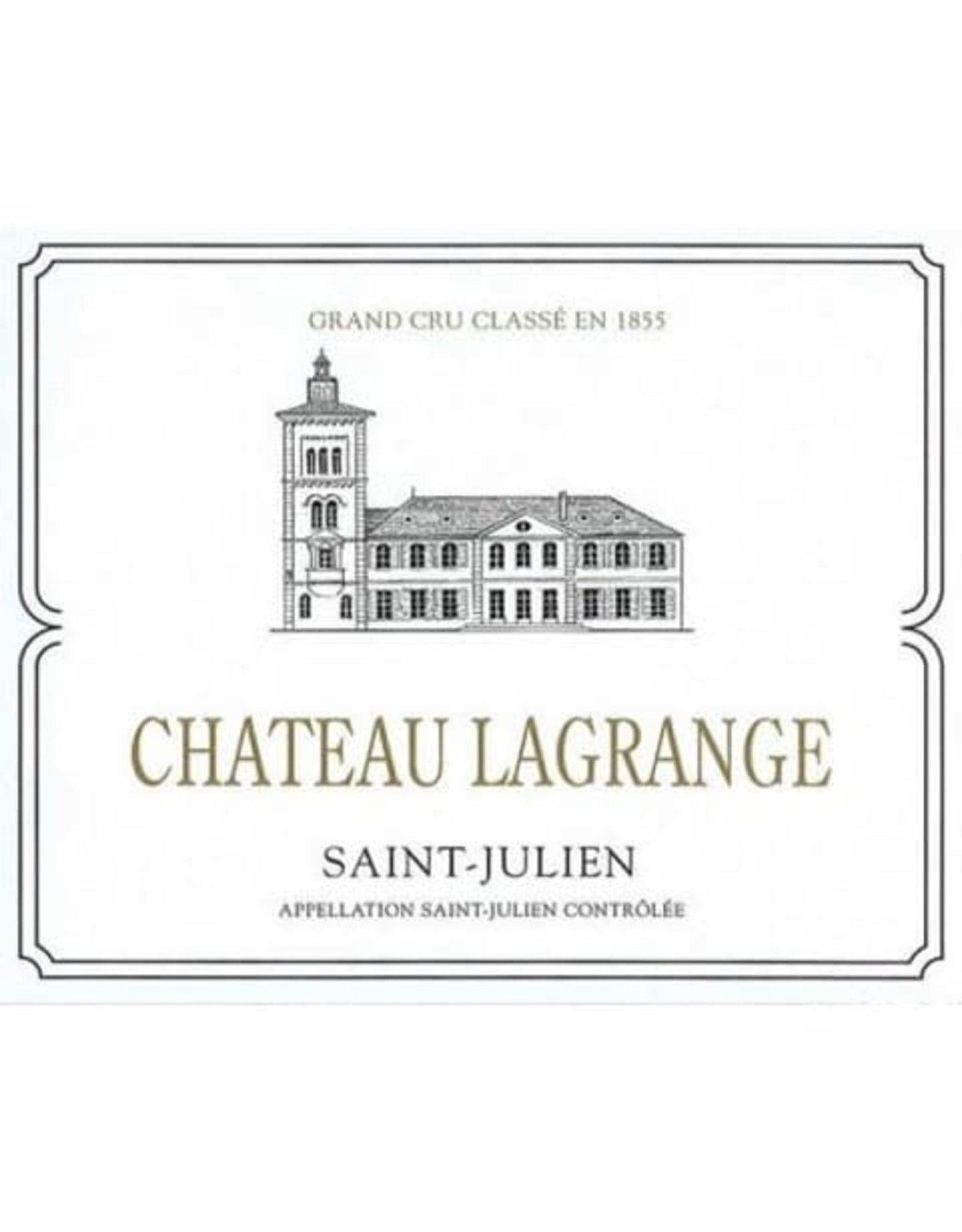 Chateau Lagrange Chateau Lagrange, Saint Julien 2016