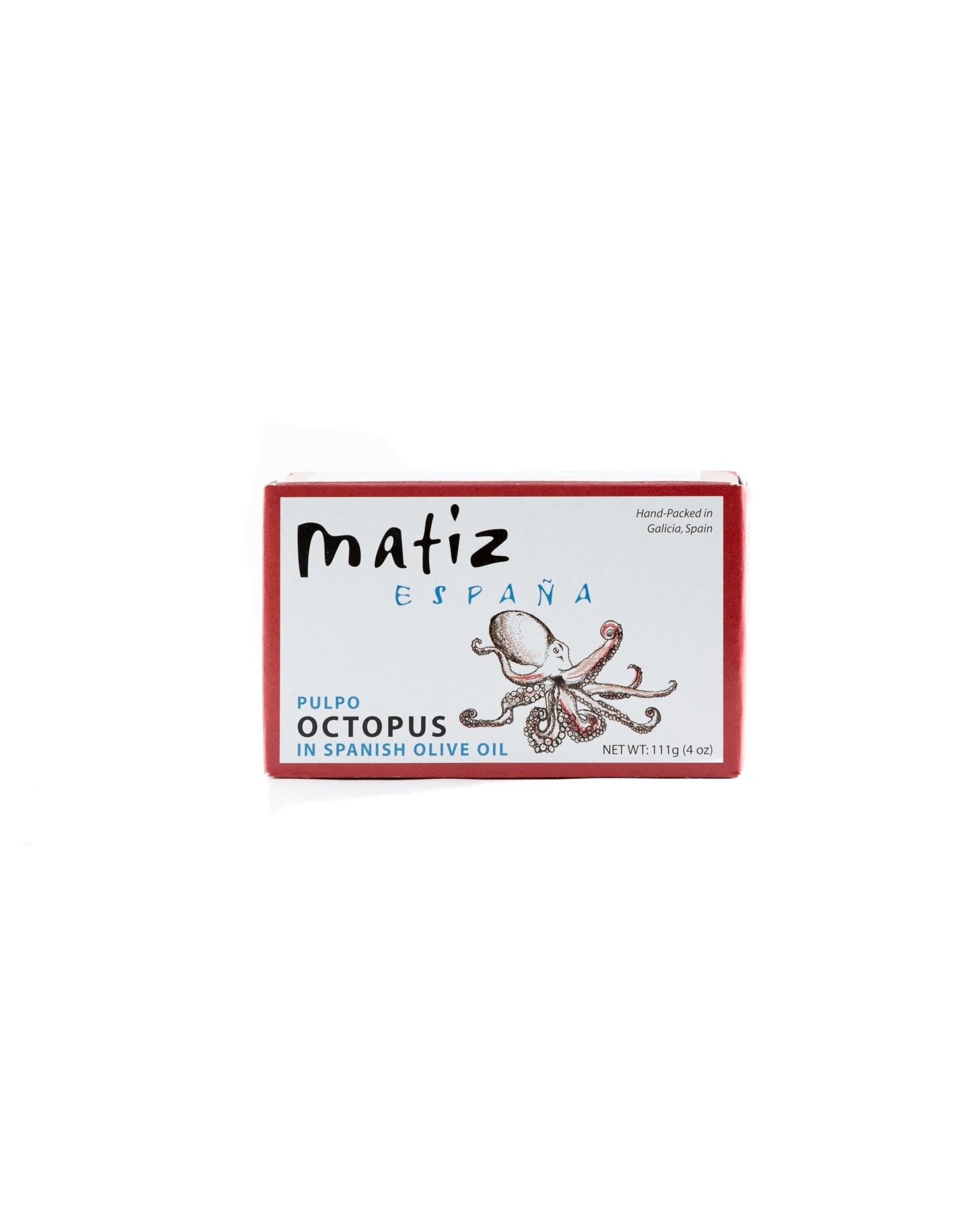 Matiz Matiz Wild Octopus in Olive Oil