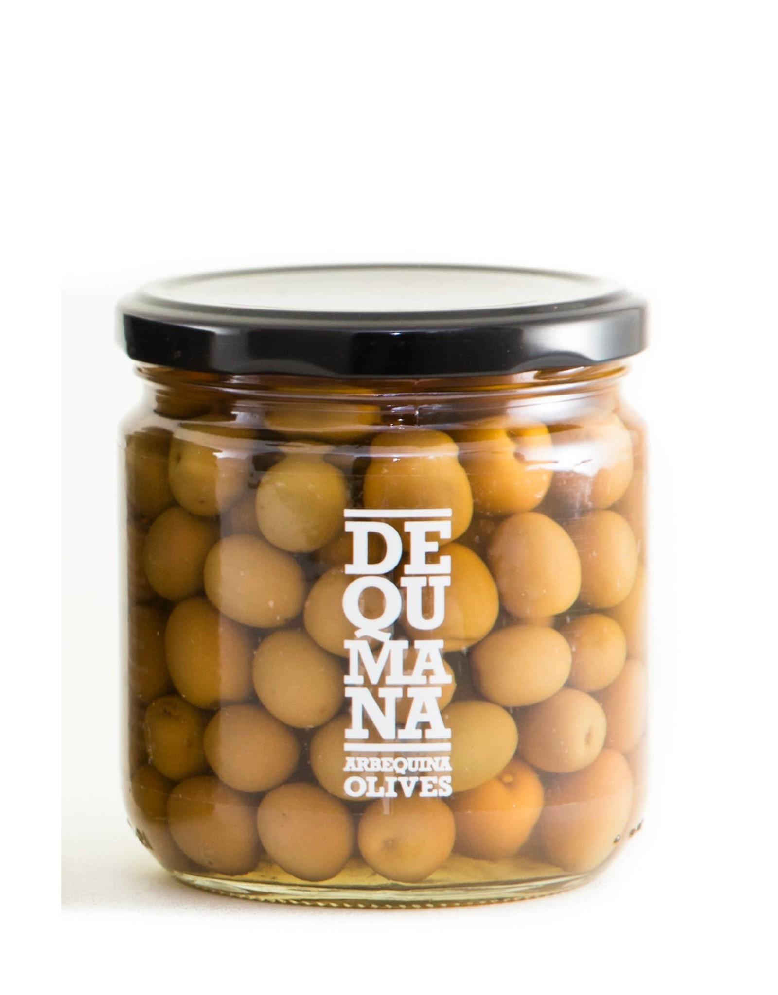 Dequmana Dequmana Arbequina Olives