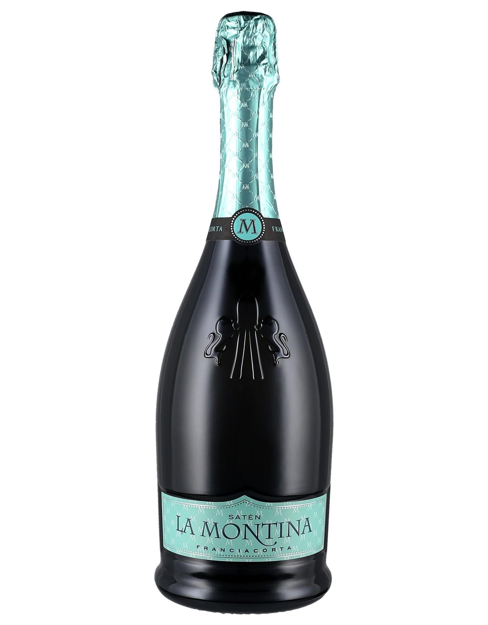 La Montina La Montina Franciacorta Saten, Lombardy NV