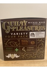 Wicked Weed Wicked Weed Guilty Pleasures Variety Pack