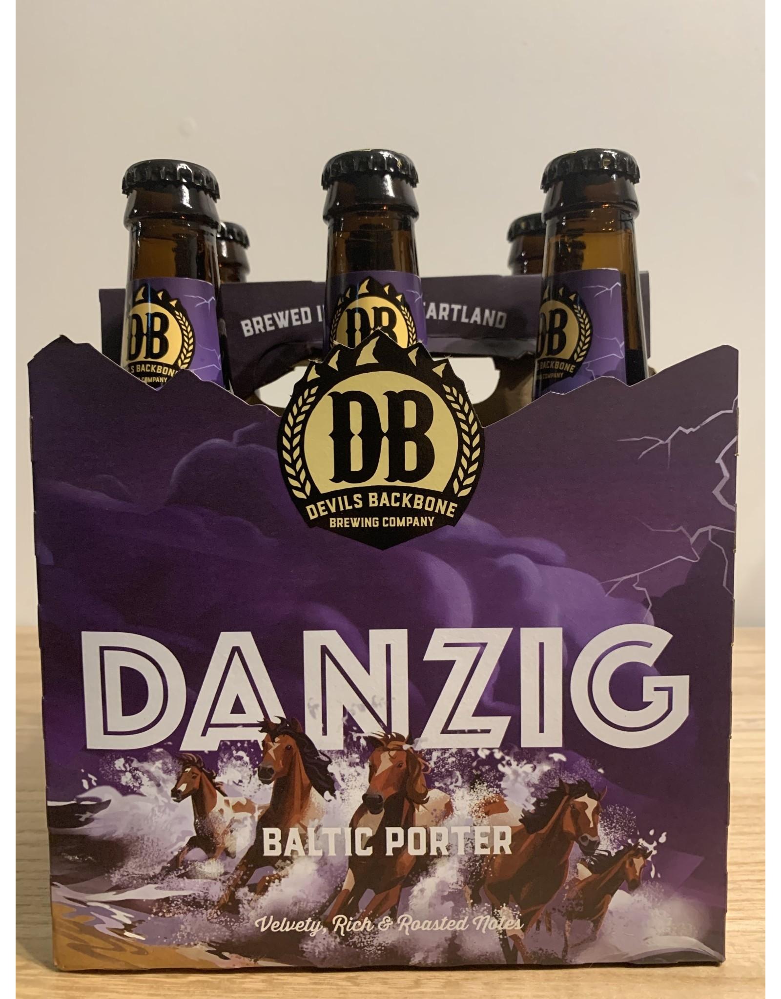 Devils Backbone Devils Backbone Danzig Baltic Porter