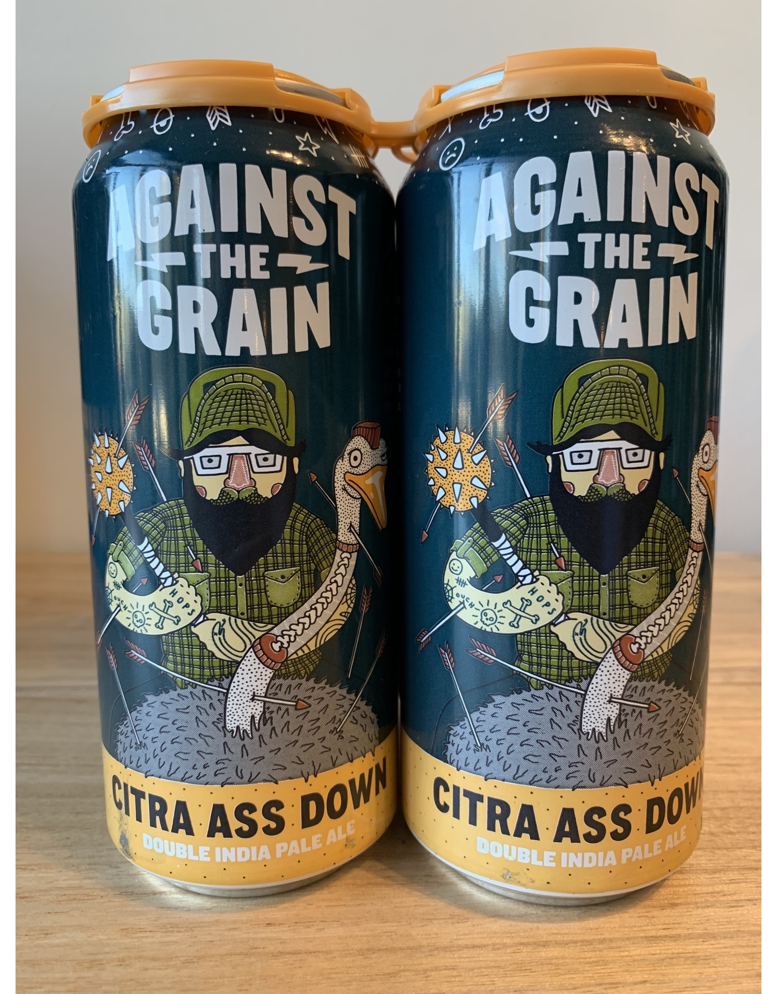 Against The Grain Against The Grain 35K Stout
