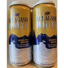 Allagash Allagash White, Belgian-Stlye Wheat Beer