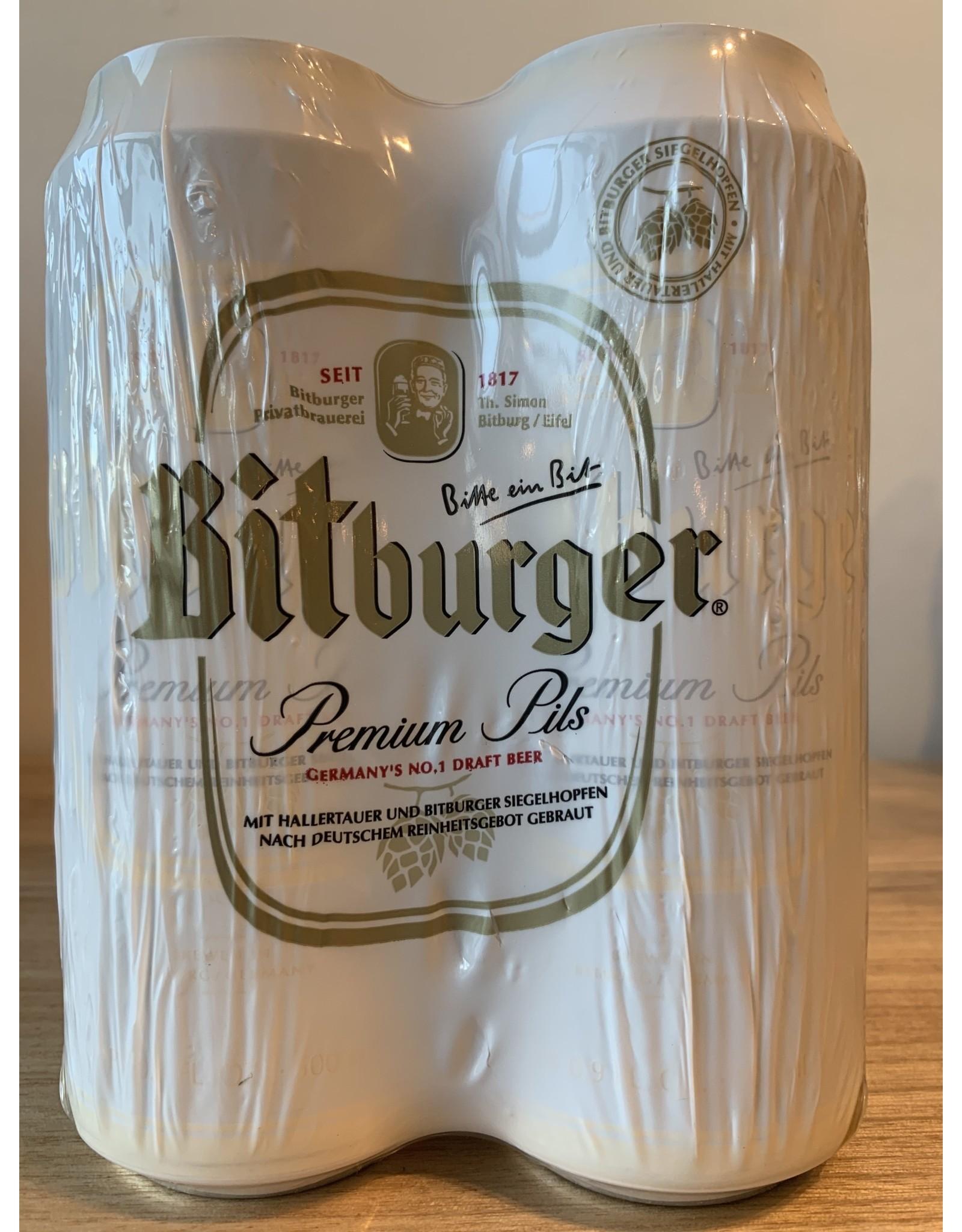 Bitburger Bitburger Premium Pils