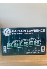 Captain Lawrence Captain Lawrence Clear Water Kolsch