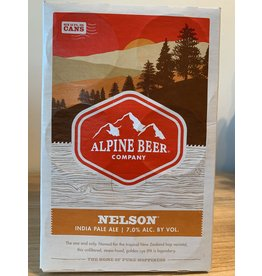 Alpine Brewing Co Alpine Nelson IPA