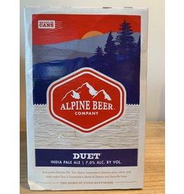 Alpine Brewing Co Alpine Duet IPA