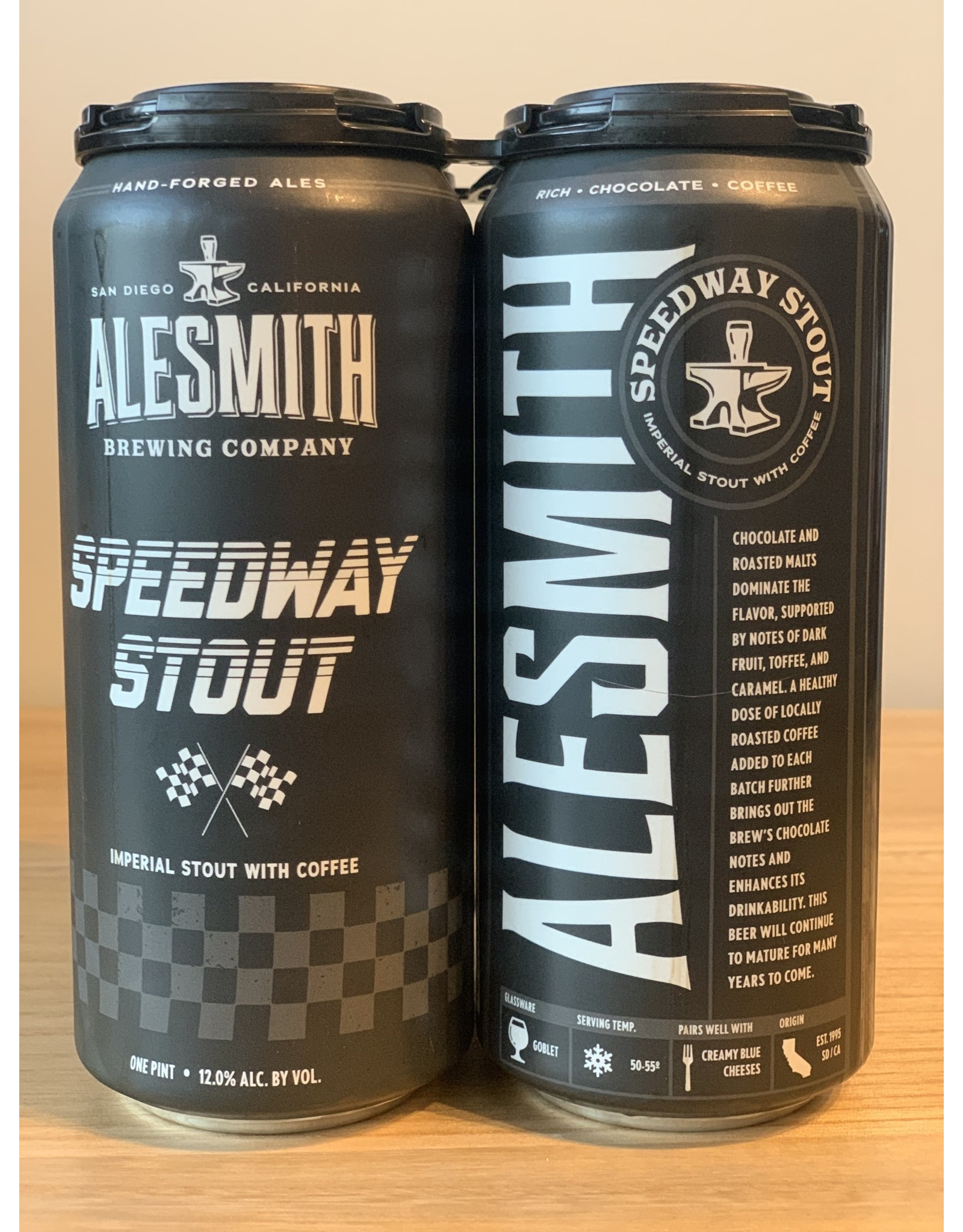 Alesmith Alesmith Speedway Imperial Coffee Stout