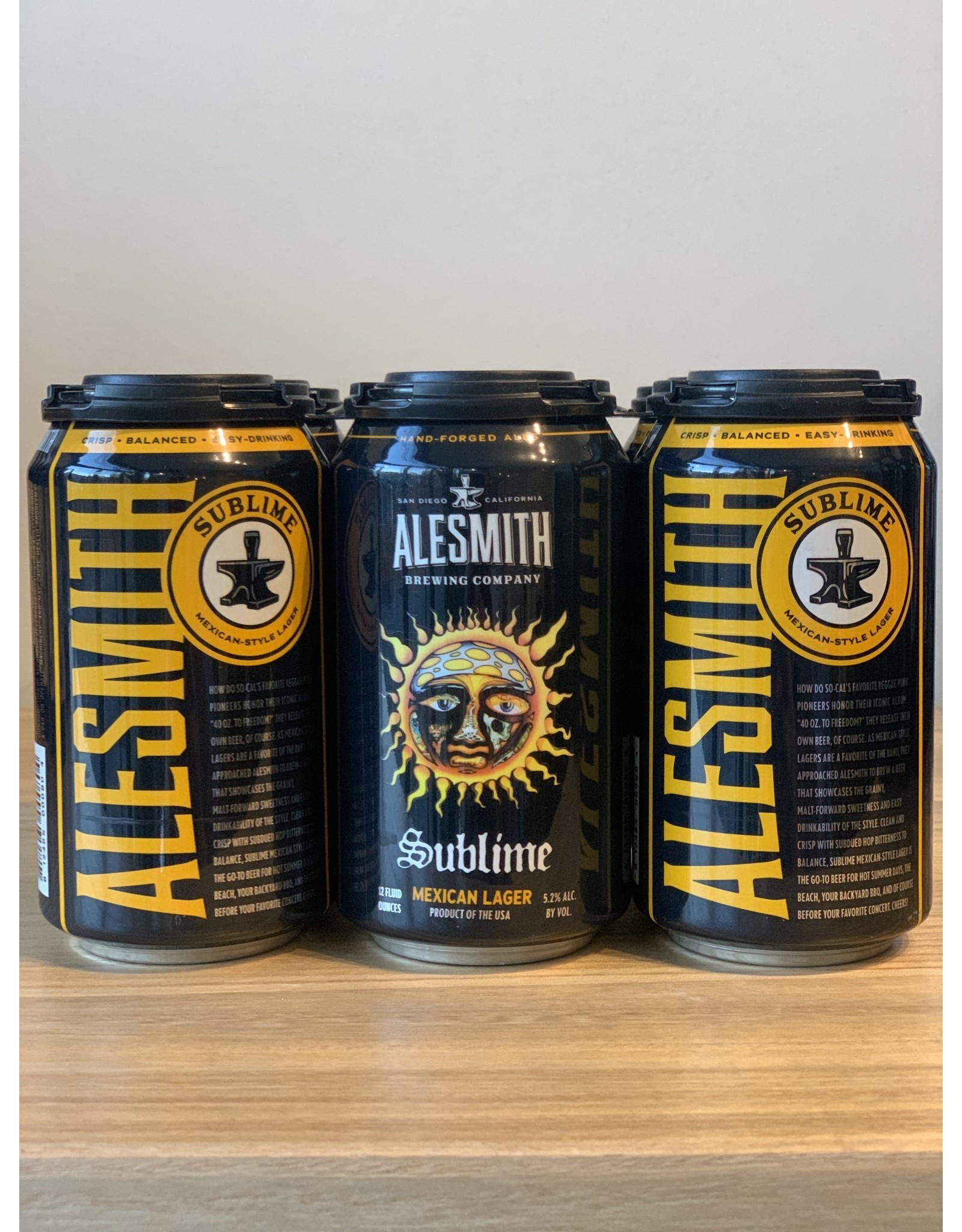 Alesmith Alesmith Sublime Mexican-Style Lager