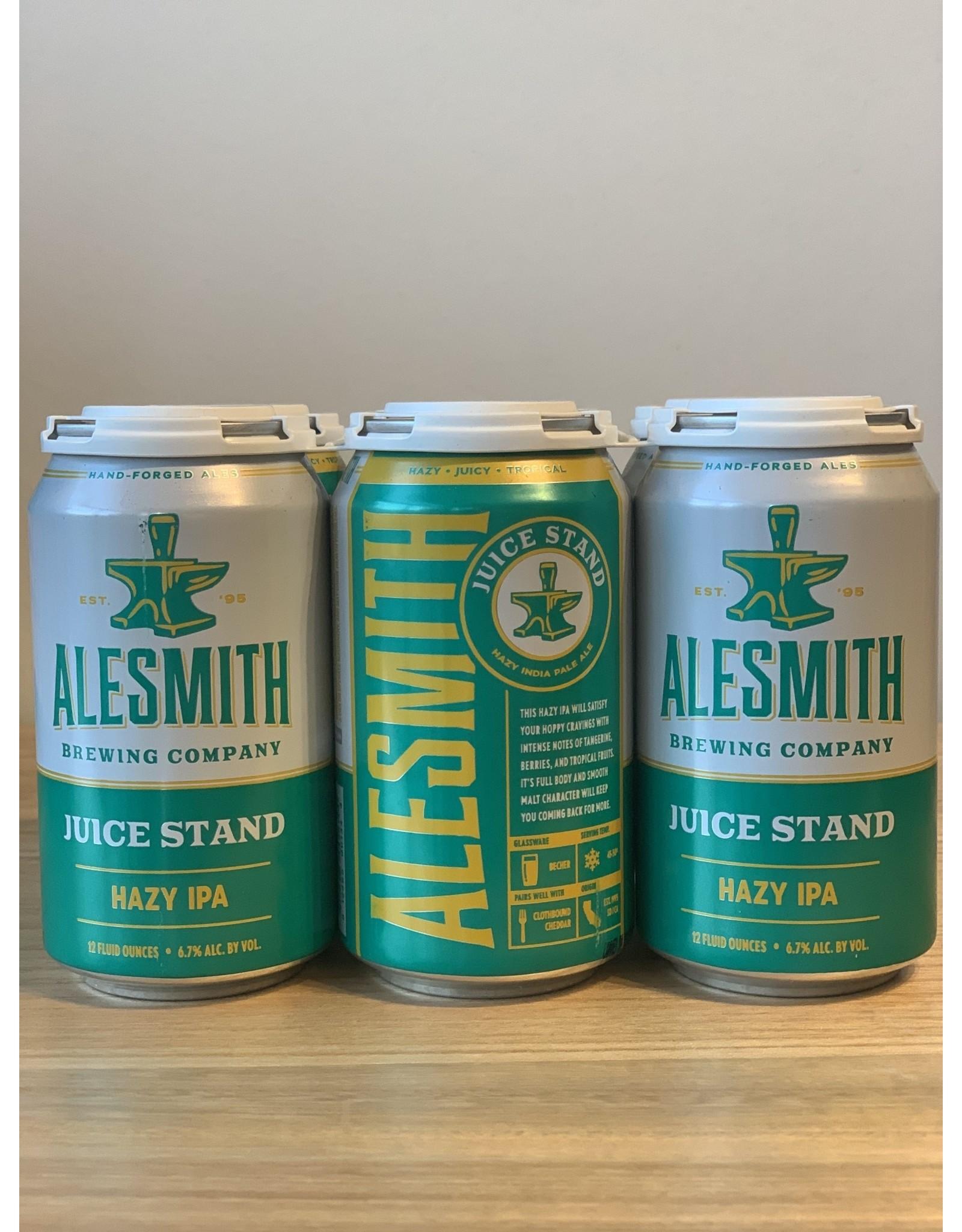 Alesmith Alesmith Juice Stand Hazy IPA