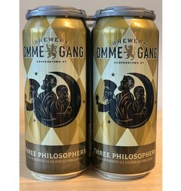 Ommegang Ommegang Three Philosophers Cherry Ale