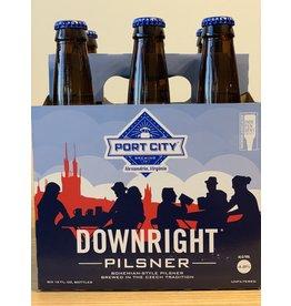 Port City Port City Downright Pilsner