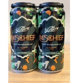 The Bruery The Bruery Mischief Hoppy Belgian Ale