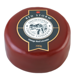Snowdonia Snowdonia Red Storm Vintage Red Leicester