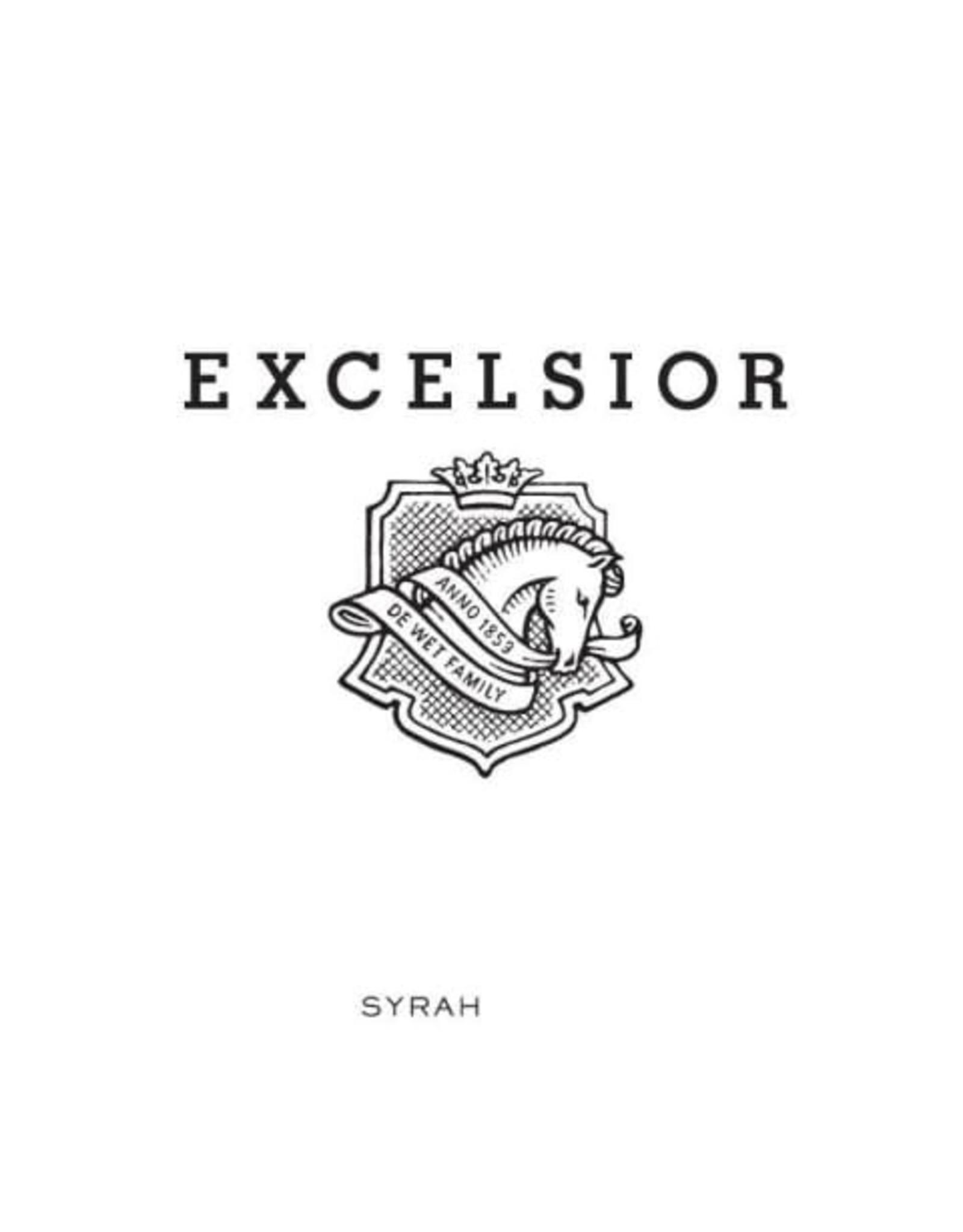 Excelsior Excelsior Syrah, Robertson