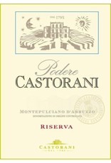 Podere Casorani Podere Castorani Montepulciano d'Abruzzo Reserva 2014