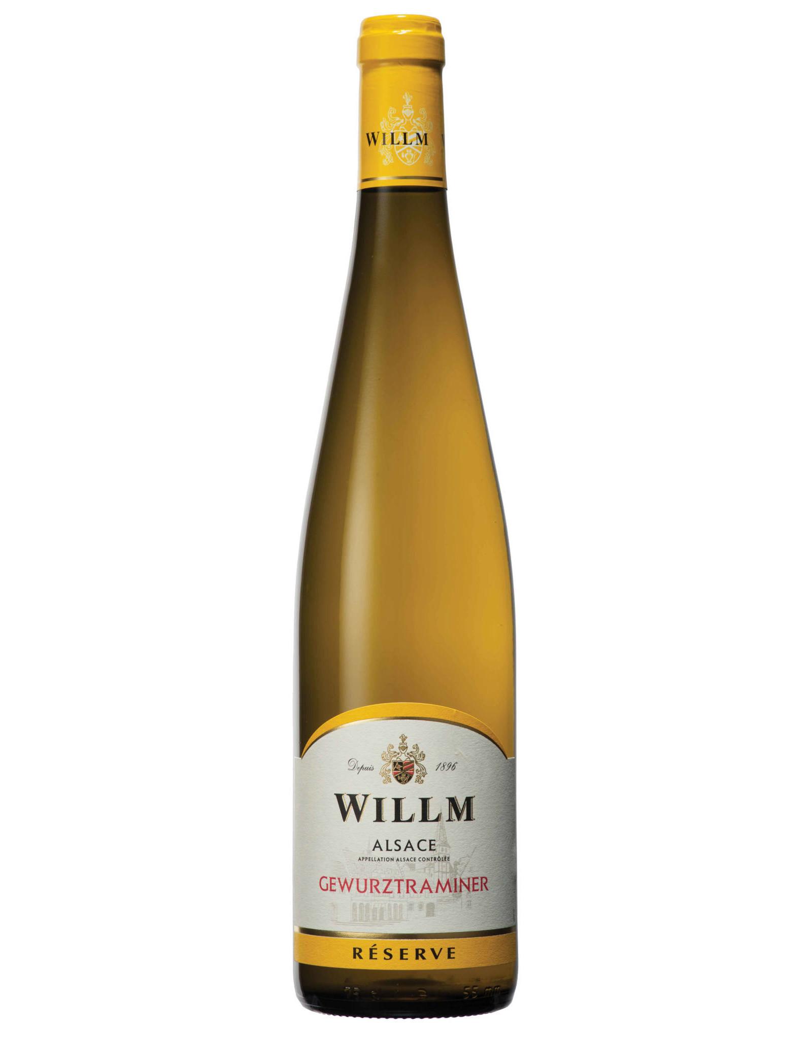 Willm Willm Gewurtraminer Reserve, Alsace 2018