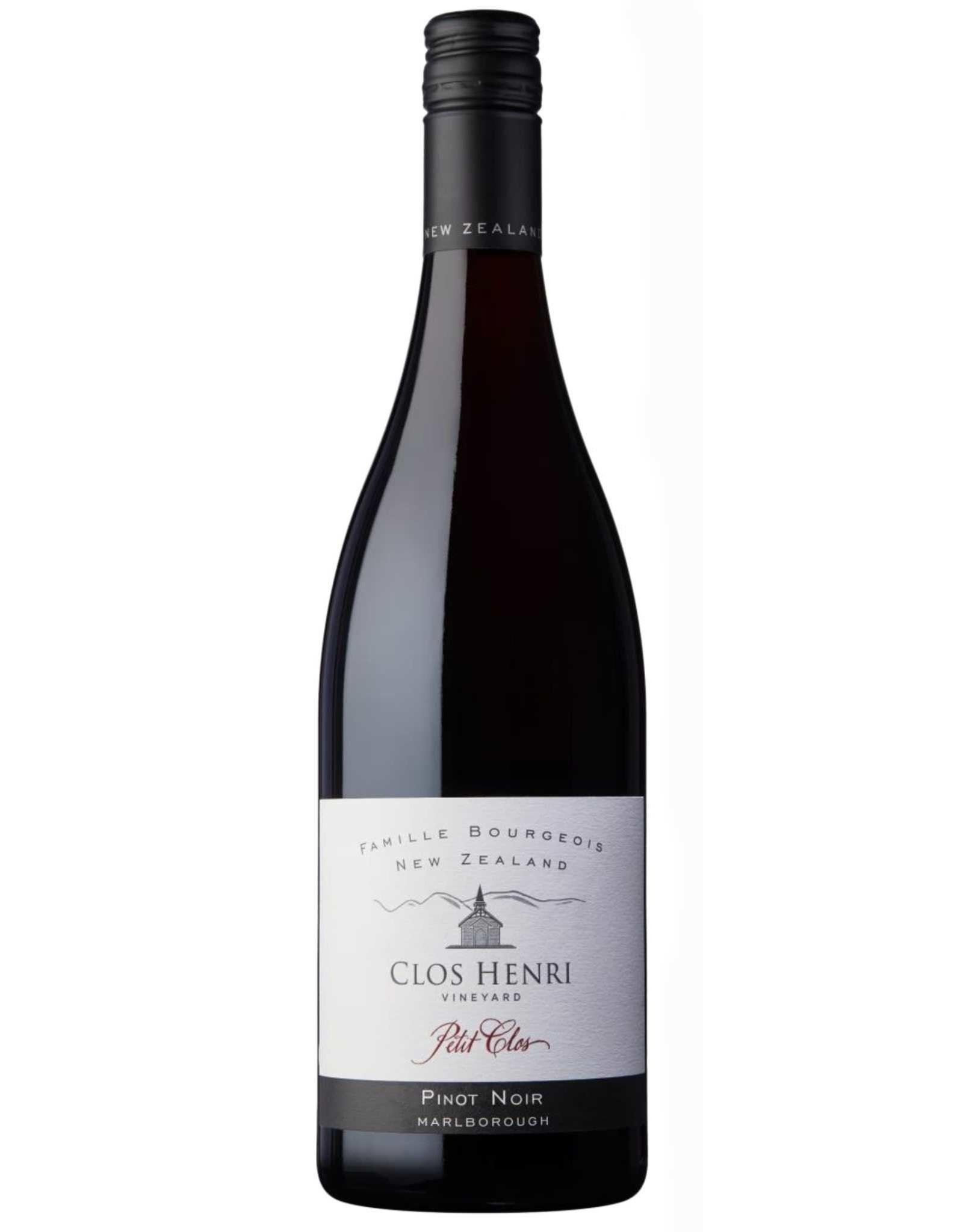 Clos Henri Clos Henri Petit Clos Pinot Noir, Marlborough 2019