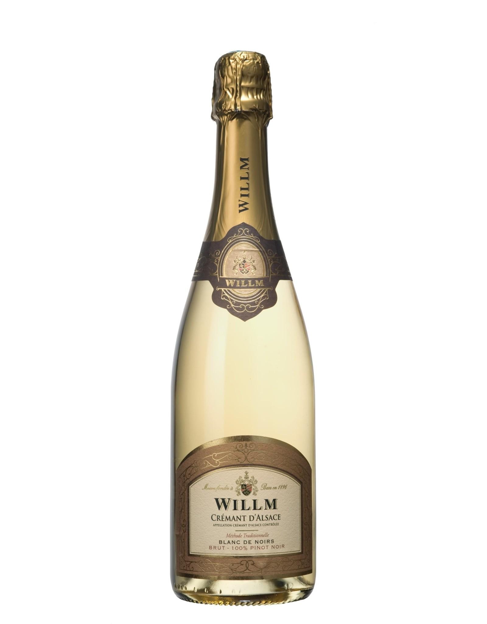 Willm Willm Cremant d'Alsace Blanc de Noirs NV