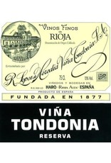 Lopez de Heredia R. Lopez de Heredia Viña Tondonia Rioja Reserva 2008