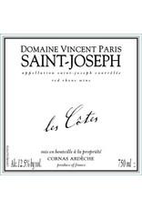 Vincent Paris Domaine Vincent Paris Les Cotes Saint-Joseph Rouge 2018