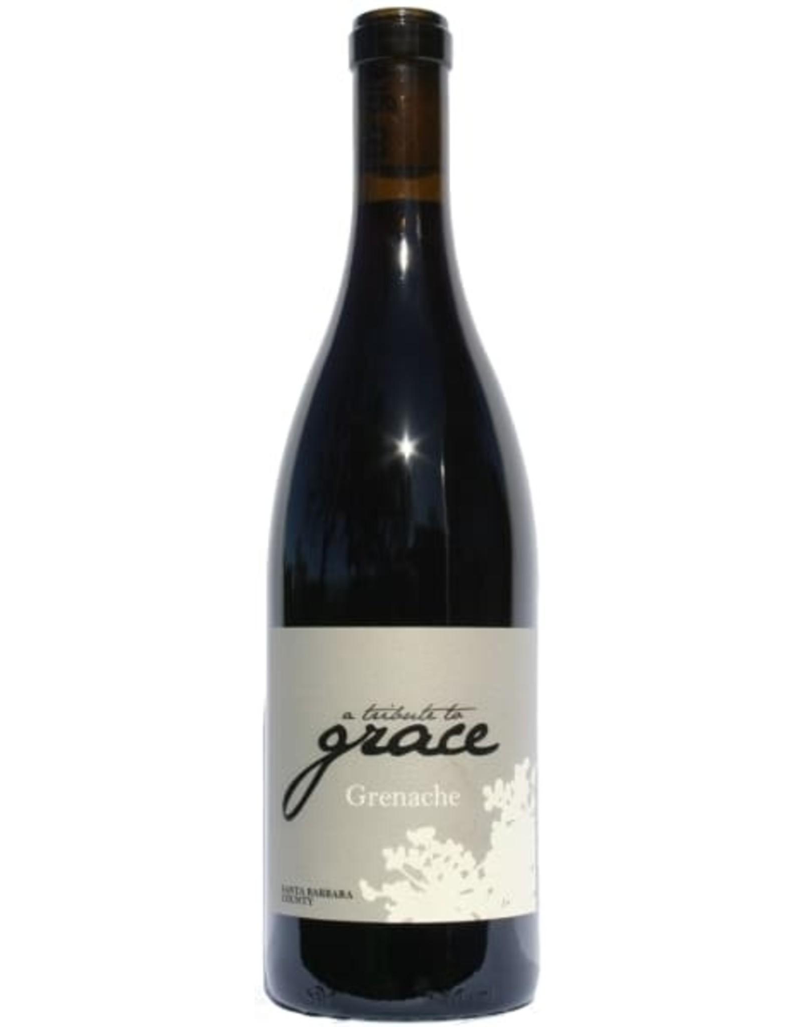A Tribute to Grace A Tribute to Grace Grenache, Santa Barbara County 2018