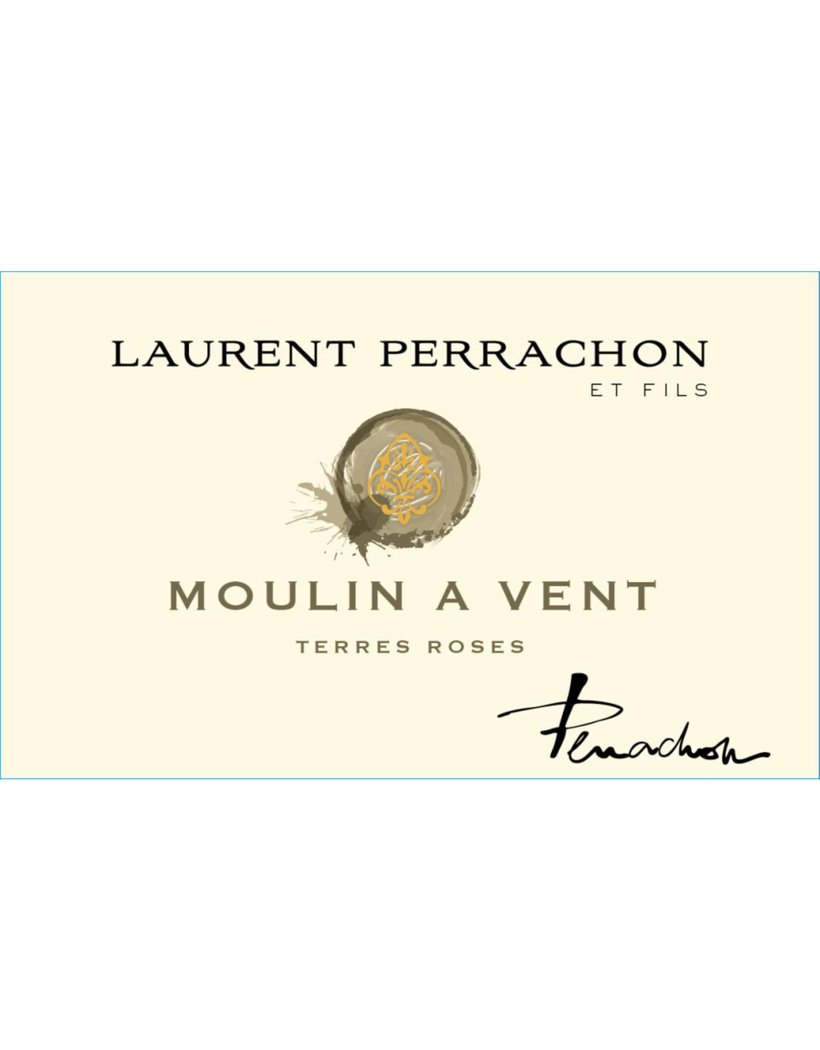 Laurent Perrachon Laurent Perrachon Terres Roses Moulin-au-Vent, Beaujolais 2018