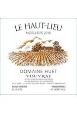huet Domaine Huet Le Haut-Lieu Moelleux Vouvray 2018