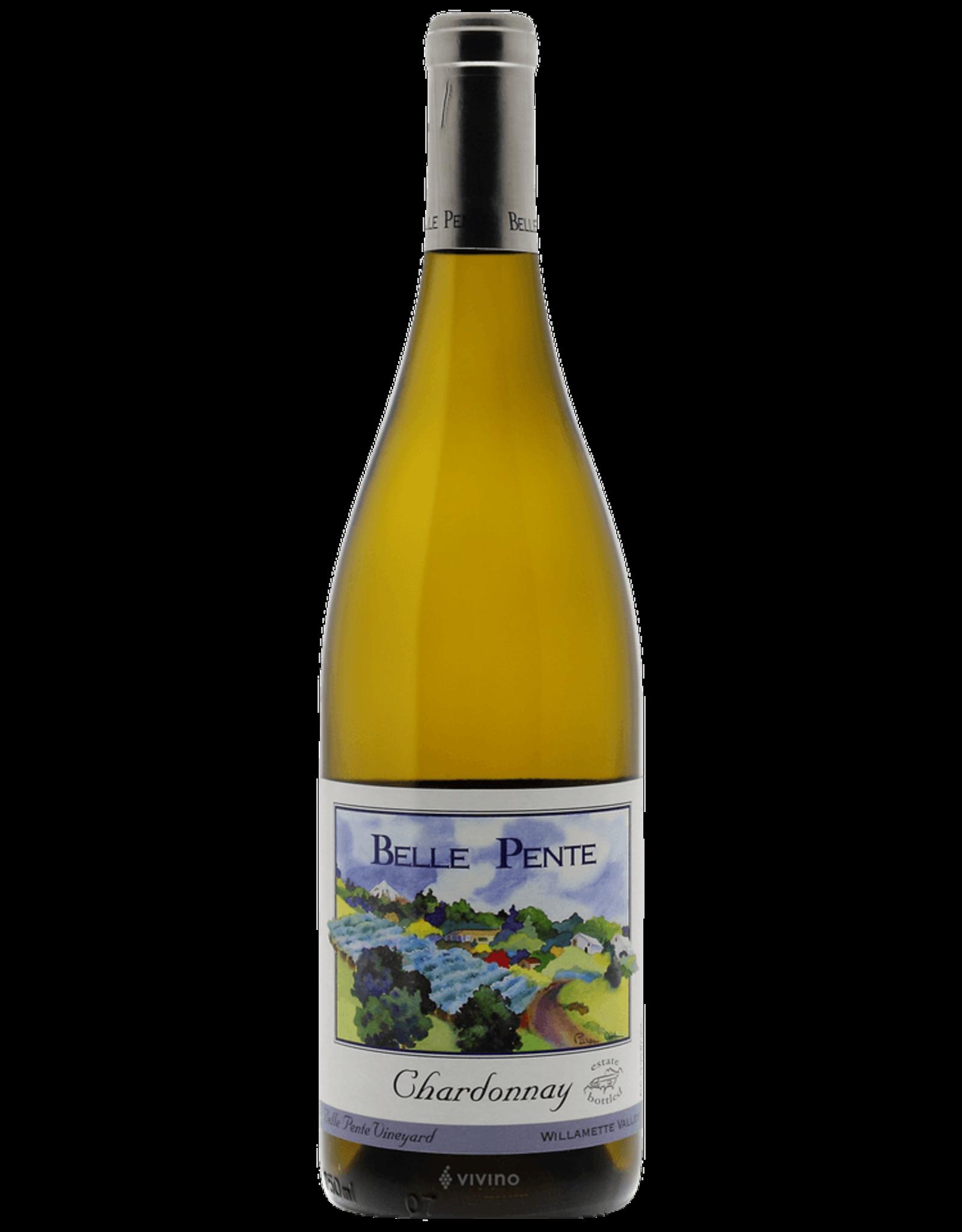 Belle Pente Belle Pente Chardonnay, Willamette Valley 2017