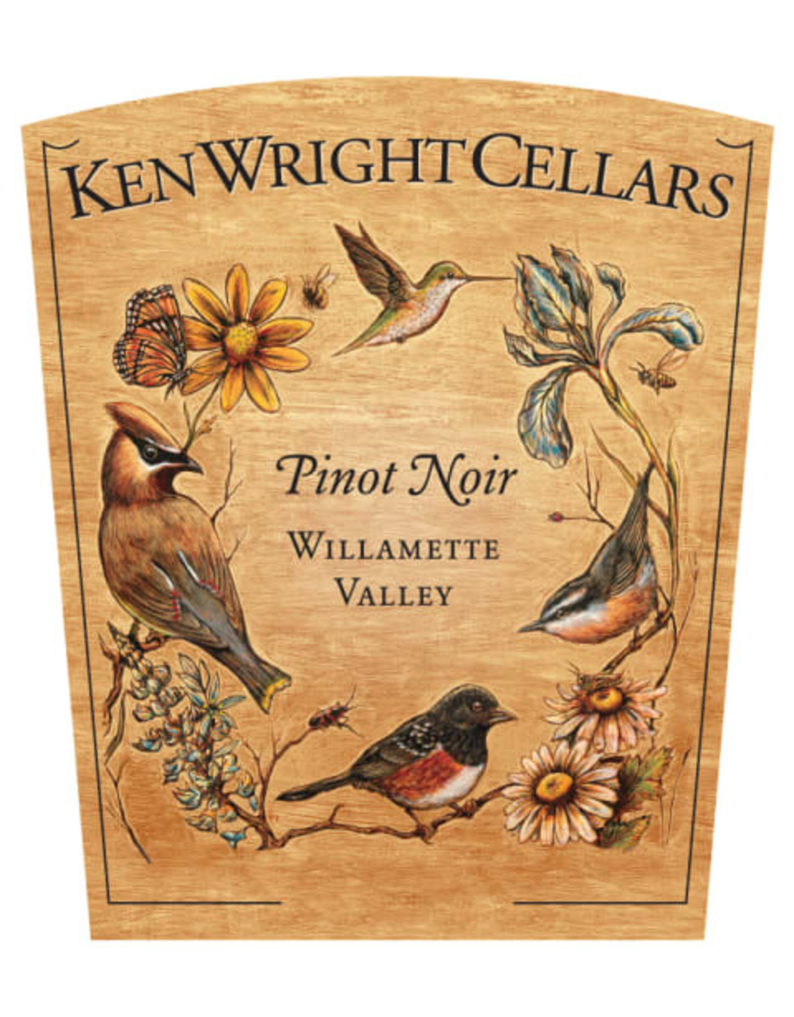 Ken Wright Cellars Ken Wright Cellars Pinot Noir, Willamette Valley 2019