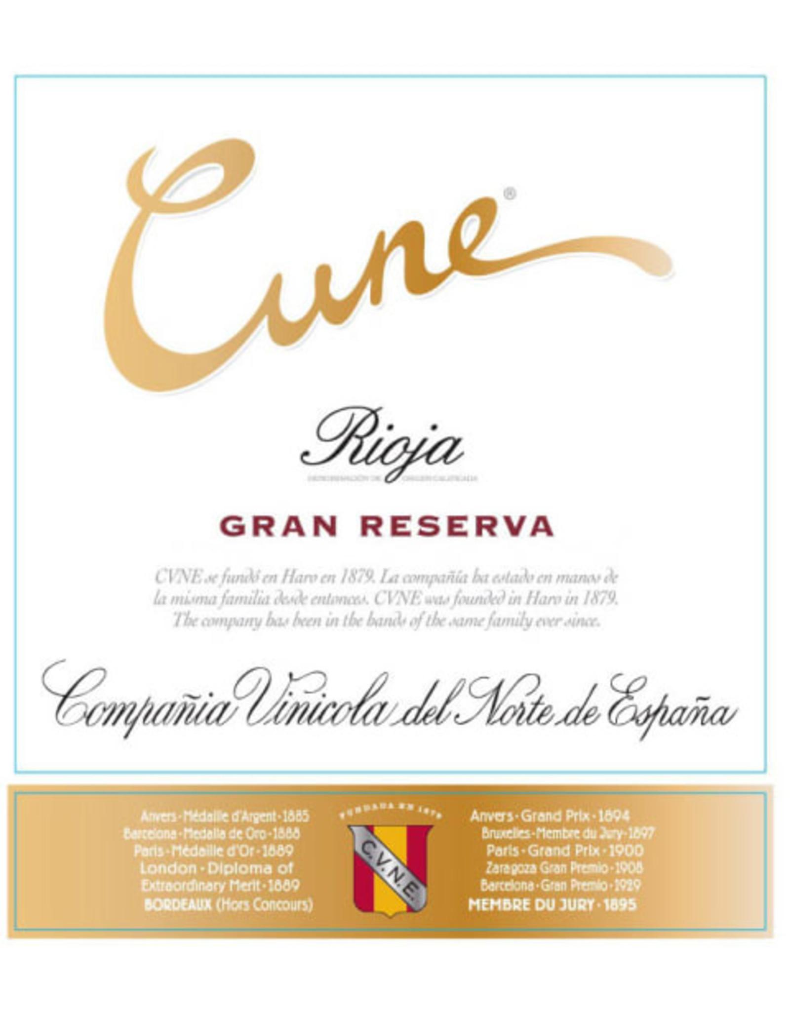 Cune Cune Rioja Gran Reserva 2014