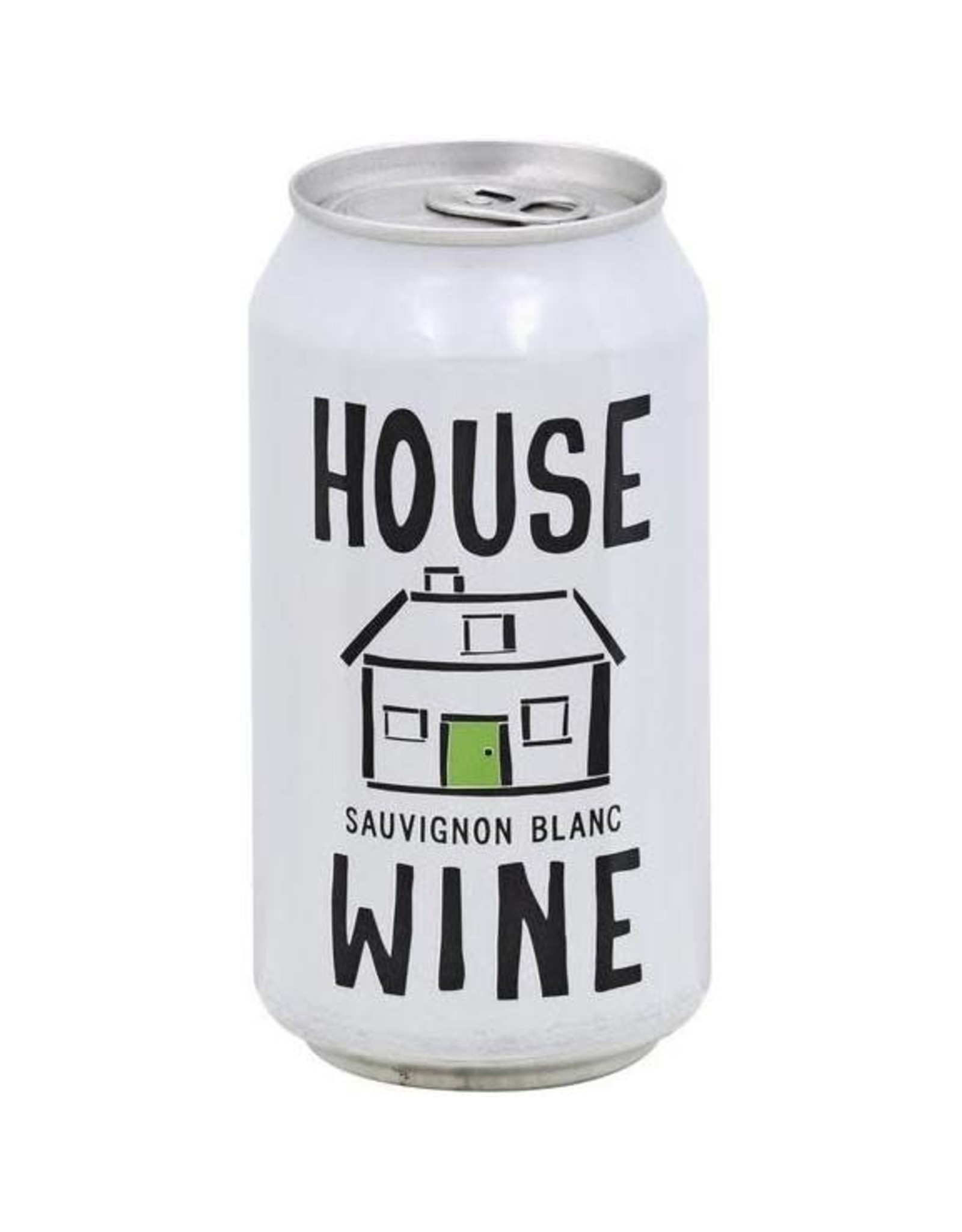 House Wine House Wine Sauvignon Blanc Can, Western Cape NV