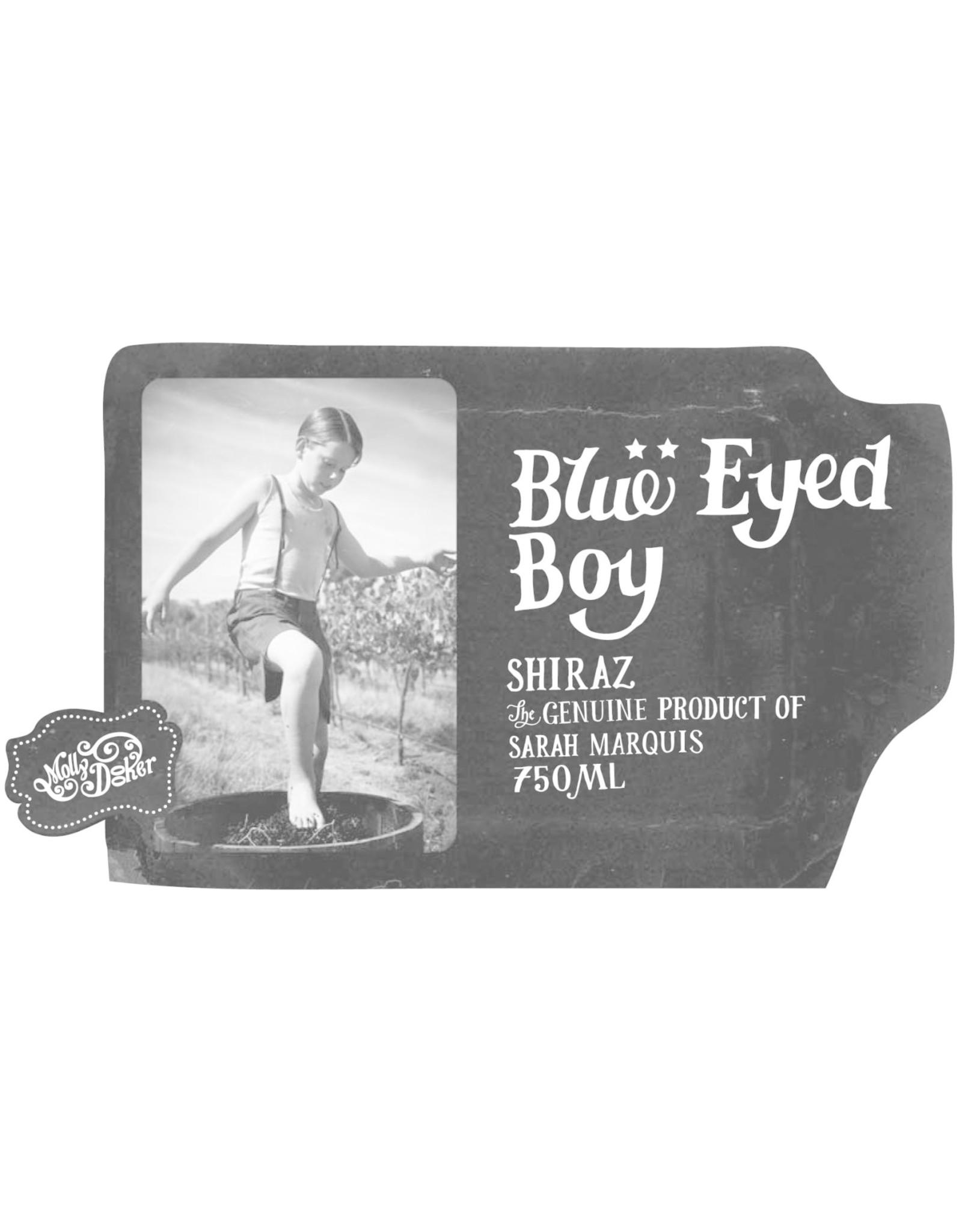 Mollydooker Mollydooker Blue Eyed Boy Shiraz, South Australia 2018