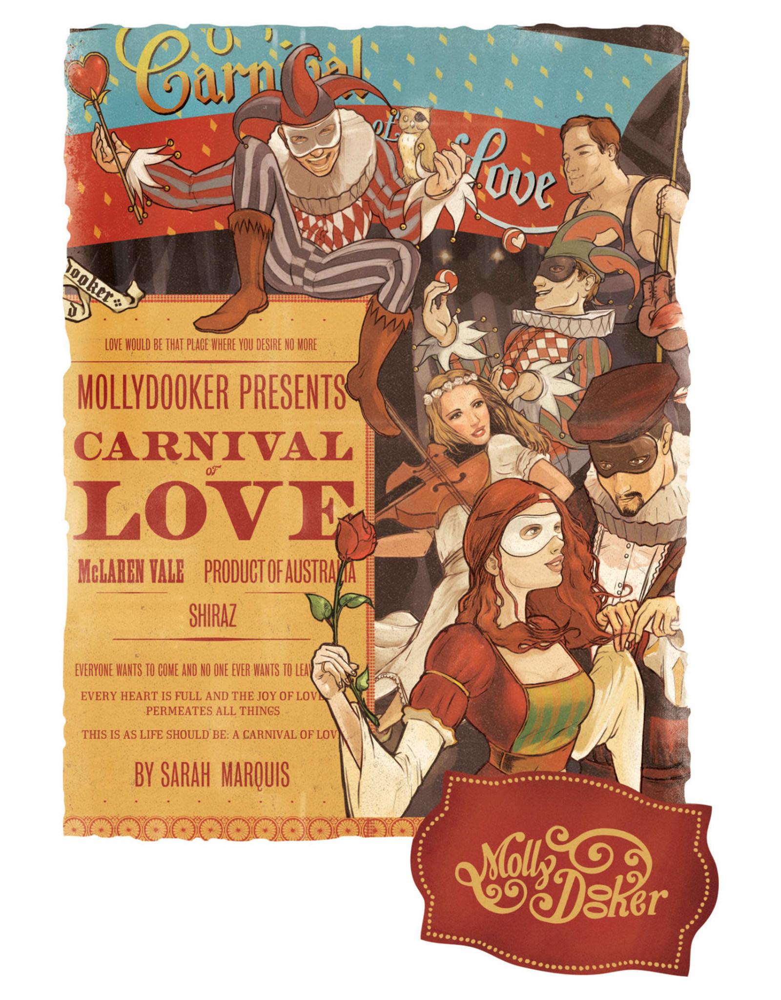 Mollydooker Mollydooker Carnival of Love Shiraz, McLaren Vale 2018