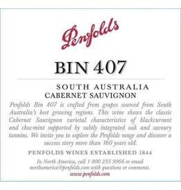 Penfolds Penfolds Bin 407 Cabernet Sauvignon, South Australia 2017