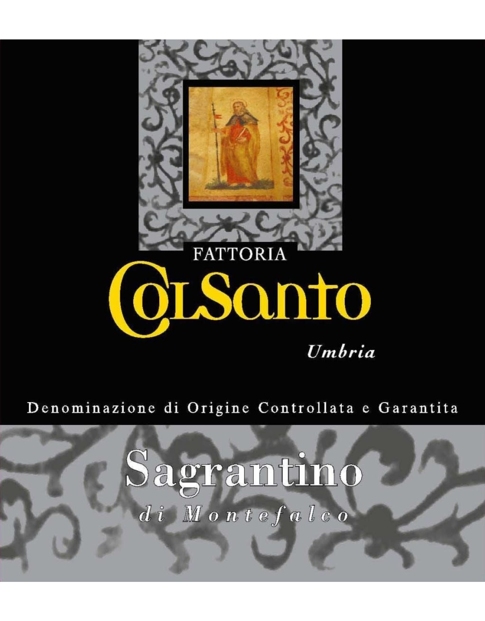 Col Santo Col Santo Sagrantino di Montefalco, Umbria 2013