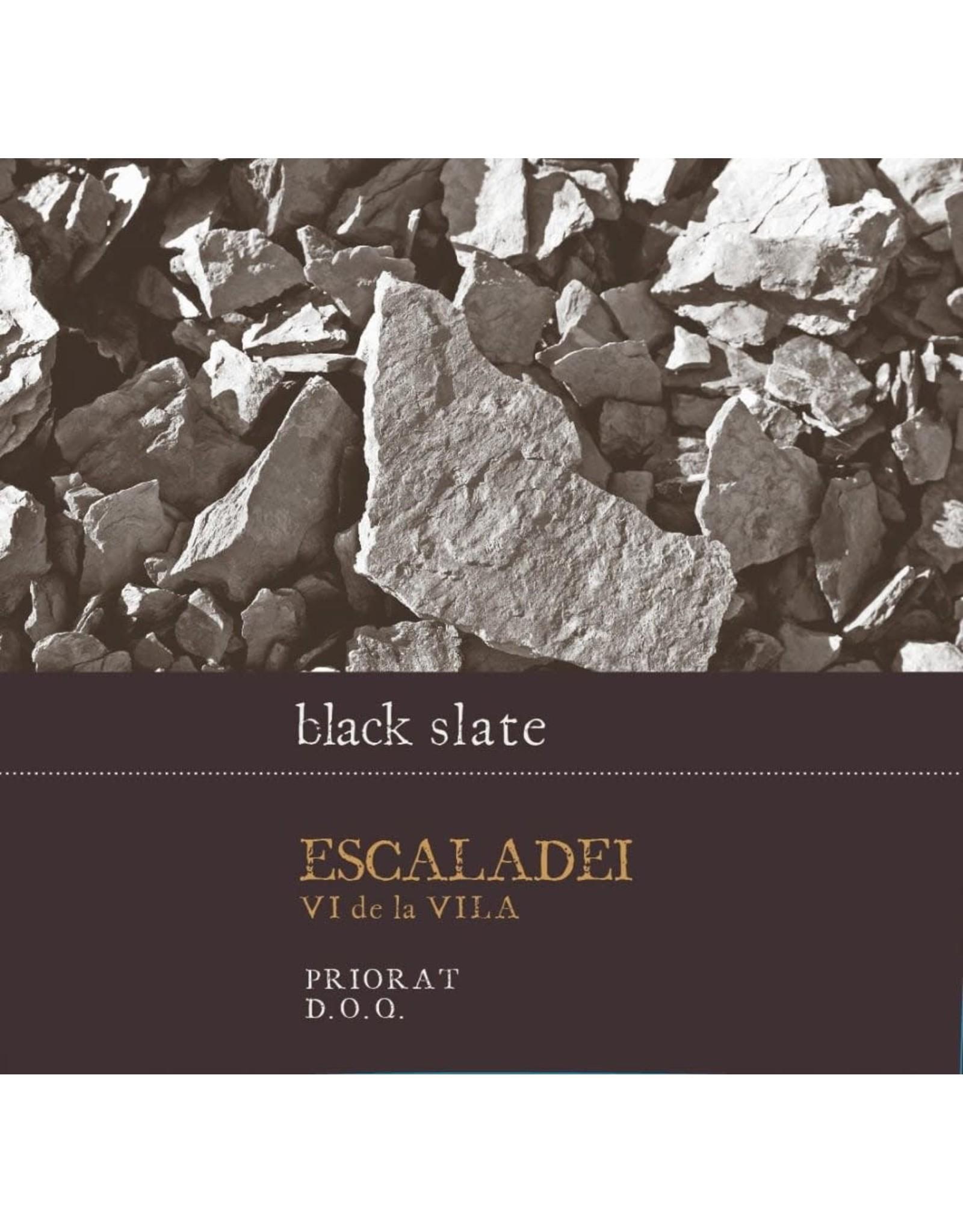 Black Slate Conreria d'Scala Dei Black Slate Escaladei 2018